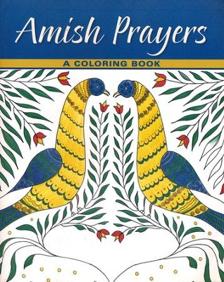 Amish Prayers  -     By: Cathleen Hockman-Wert