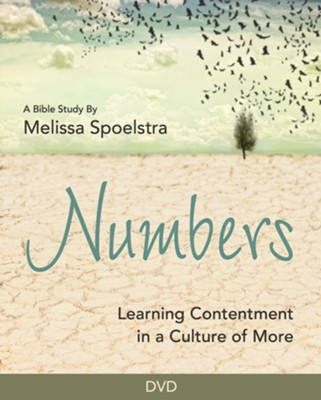 Numbers: Learning Contentment in a Culture of More - Women's Bible Study DVD  -     By: Melissa Spoelstra