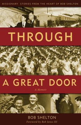 Through a Great Door - eBook  -     By: Bob Shelton