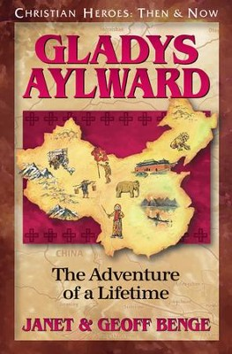 Gladys Aylward: The Adventures of a Lifetime  - Slightly Imperfect  -