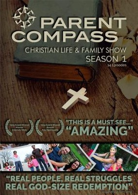 Parent Compass: Christian Life & Family Show - Season 1: Kay Arthur Chat:  Applying God's Word [Streaming Video Purchase]