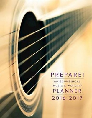 Prepare! 2016-2017: An Ecumenical Music & Worship Planner - eBook  -     By: David L. Bone, Mary J. Scifres
