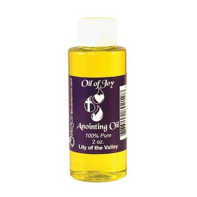 Anointing Oil, Lily Of the Valley, 2 ounces  -