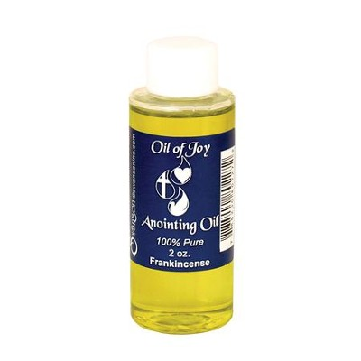 Anointing Oil, Frankincense, 2 ounces  -
