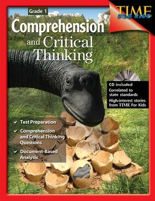 Comprehension and Critical Thinking Grade 1  -     By: Lisa Greathouse