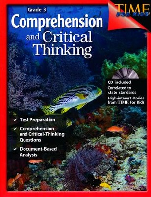 Comprehension and Critical Thinking Grade 3  -     By: Lisa Greathouse