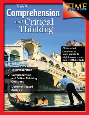 Comprehension and Critical Thinking Grade 4  -     By: Lisa Greathouse