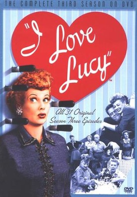 I Love Lucy: Season 3, DVD   -