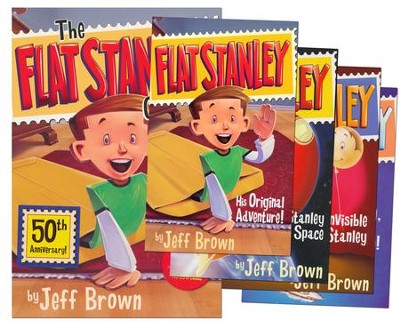 Flat Stanley Collection Box Set, The  -     By: Jeff Brown     Illustrated By: Macky Pamintuan