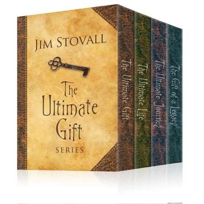 The Ultimate Gift Series - eBook  -     By: Jim Stovall