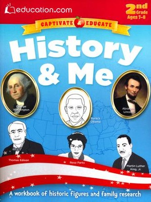 History and Me Workbook, 2nd Grade  -