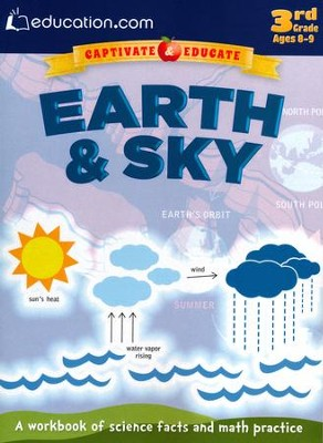 The Earth and the Sky Workbook, 3rd Grade  -