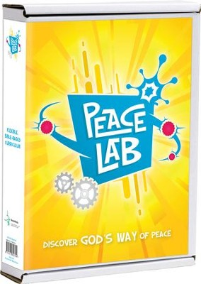 Peace Lab Starter Kit - MennoMedia VBS 2018   -