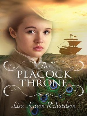 The Peacock Throne - eBook  -     By: Lisa Karon Richardson