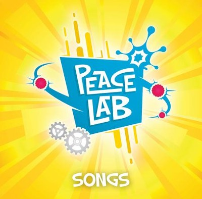 Peace Lab: Music CD  -