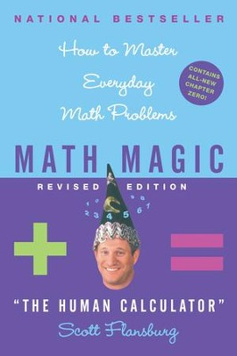Math Magic: Human Calculator Shows How to Master Eve - eBook  -     By: Scott Flansburg, Victoria Hay