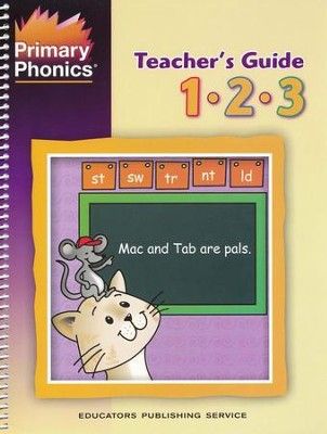 Primary Phonics 1-3 Teacher Guide  -