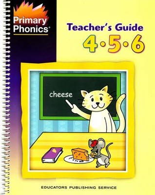 Primary Phonics 4-6 Teacher Guide  -