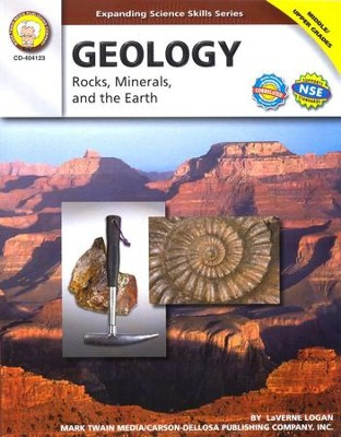 Geology: Rocks, Minerals and the Earth, Grades 5-8   -     By: LaVerne Logan