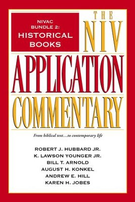 NIVAC Bundle 2: Historical Books - eBook  -     By: Robert L. Hubbard Jr., K. Lawson Younger, Bill T. Arnold