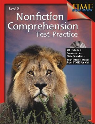 Nonfiction Comprehension Test Practice  -
