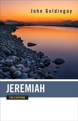 Jeremiah for Everyone - eBook  -     By: John Goldingay