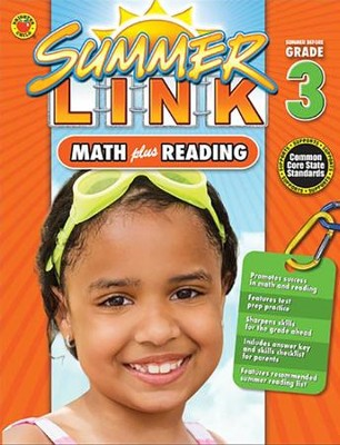 Summer Link, Summer Before Grade 3   -