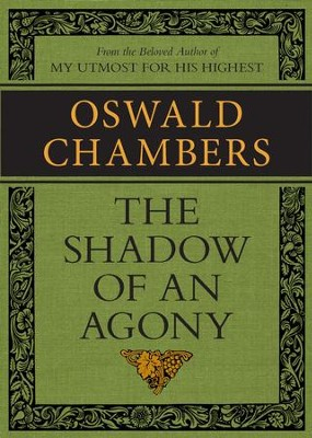 The Shadow of an Agony / Digital original - eBook  -