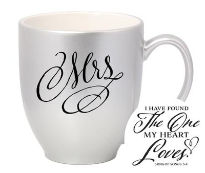 Mrs. Mug, I have found the one...   -