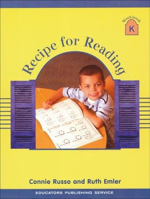 Recipe For Reading Book K  -