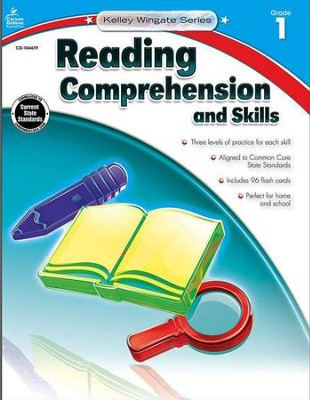 Reading Comprehension and Skills, Grade 1  -