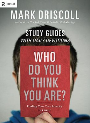 Who do You Think You Are?, Study Guides with Daily  Devotions  -     By: Mark Driscoll