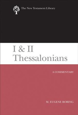I and II Thessalonians: A Commentary - eBook  -     By: M. Eugene Boring