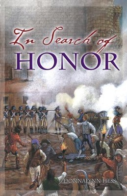 In Search of Honor - eBook  -     By: Donnalynn Hess