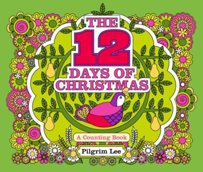 12 days of christmas by little bee books - 12 Days Of Christmas Book