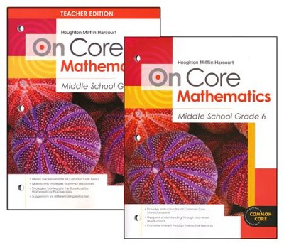 On-Core Mathematics Grade 6 Bundle   -