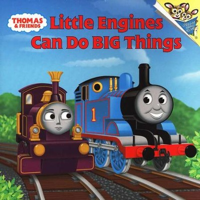 Little Engines Can Do Big Things   -     Edited By: Random House     By: Britt Allcroft,  Ted Gadecki     Illustrated By: Ted Gadecki