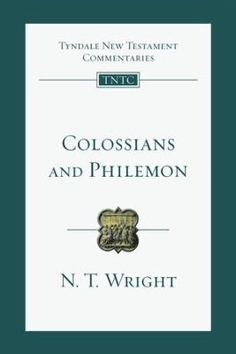 Colossians and Philemon - eBook  -     By: N.T. Wright