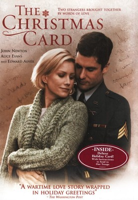 The Christmas Card, DVD  - Slightly Imperfect  -