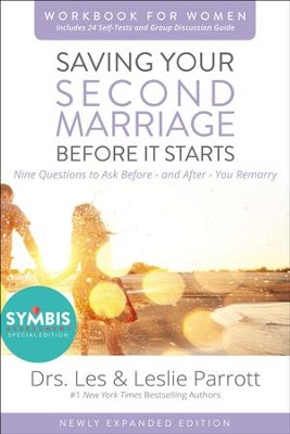 Saving Your Second Marriage Before It Starts Workbook for Women Updated: Nine Questions to Ask Before--and After--You Remarry / Enlarged - eBook  -     By: Dr. Les Parrott, Dr. Leslie Parrott