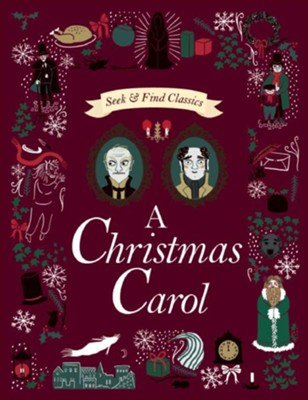 Seek And Find Classics: A Christmas Carol  -     By: Gemma Cooper