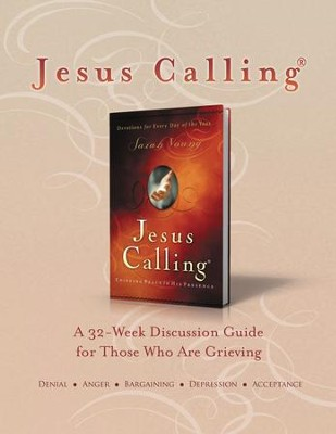 Jesus Calling Book Club Discussion Guide for Grief - eBook  -     By: Sarah Young