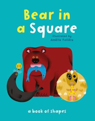 Bear In A Square  -     By: Amelie Faliere