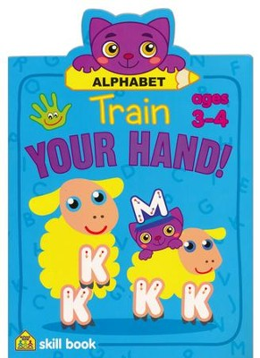 Train Your Hand! Alphabet   -