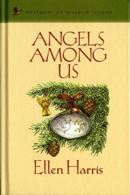 Angels Among Us - eBook  -     By: Ellen Harris