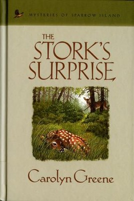 The Stork's Surprise - eBook  -     By: Carolyn Greene
