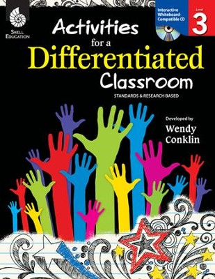 Activities for a Differentiated Classroom Level 3  -     By: Wendy Conklin
