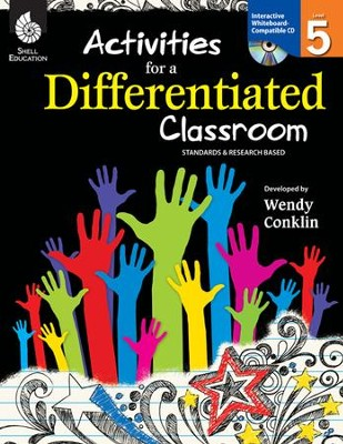 Activities for a Differentiated Classroom Level 5  -     By: Wendy Conklin