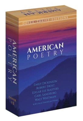 American Poetry Boxed Set  -     By: Editors