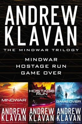 The MindWar Trilogy: MindWar, Hostage Run, and Game Over / Digital original - eBook  -     By: Andrew Klavan